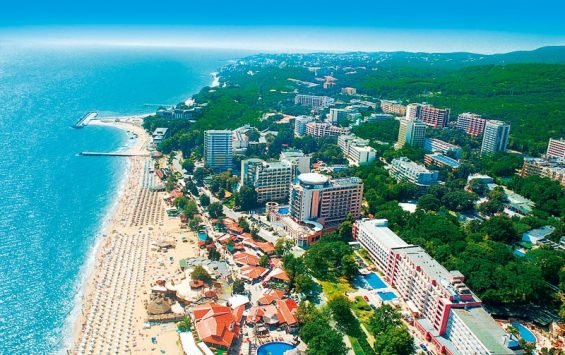 Golden Sands resort – the golden pearl of the Black Sea coast! See this!