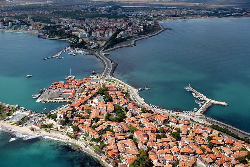 The place with a great cultural heritage and lots of romance – visit the city of Nessebar!