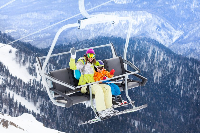 Bulgaria – the holiday destination ranked on the first places in Europe as regards to good conditions for practicing of winter sports!