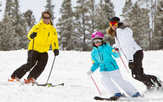 Everywhere is snowy and all the people want to go somewhere for skiing. See where you can have the best ski holiday ever!