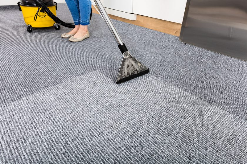 Keen Clean London – for your perfectly clean carpet and home!