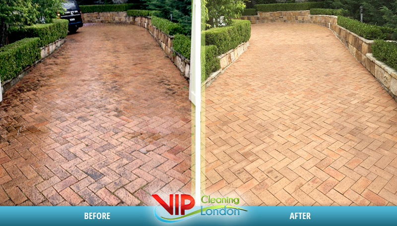 Professional patio cleaning – when and why?