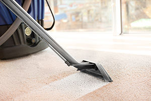 Carpet cleaning is a must. Perform it properly